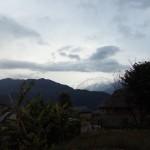 1月3日 曇り